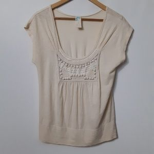 Urban Outfitters Sleeveless Scoop Neck Top